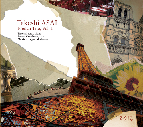 Takeshi Asai French Trio
