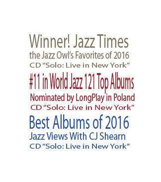 Takeshi Asai, Jazz Pianist & Composer, de trois cités